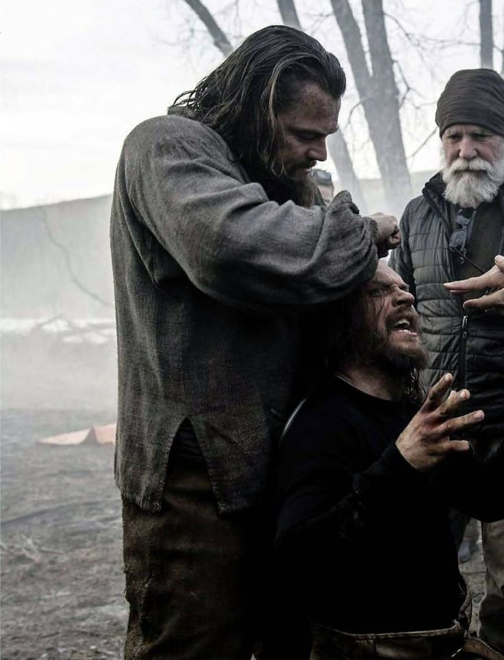 """tomhardyvariations:  """"Iñárritu schools his cast in anguish and pain""""