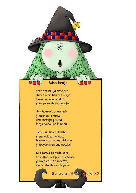Poema de Miss Bruja
