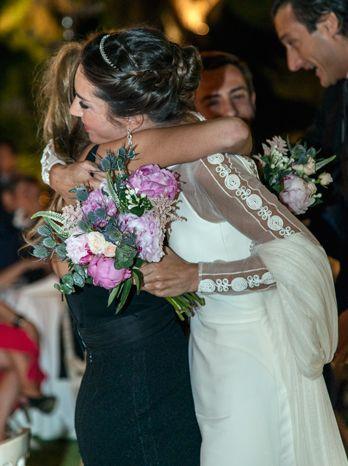 Una elegante boda en un cortijo en Sevilla