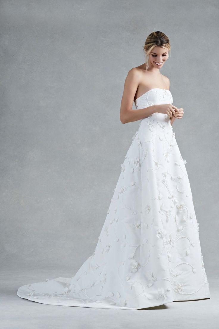 25 Best Ideas About Oscar De La Renta Wedding Gowns On Pinterest