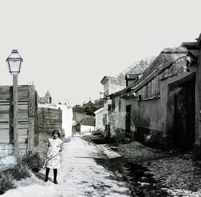 Horgony utca.
