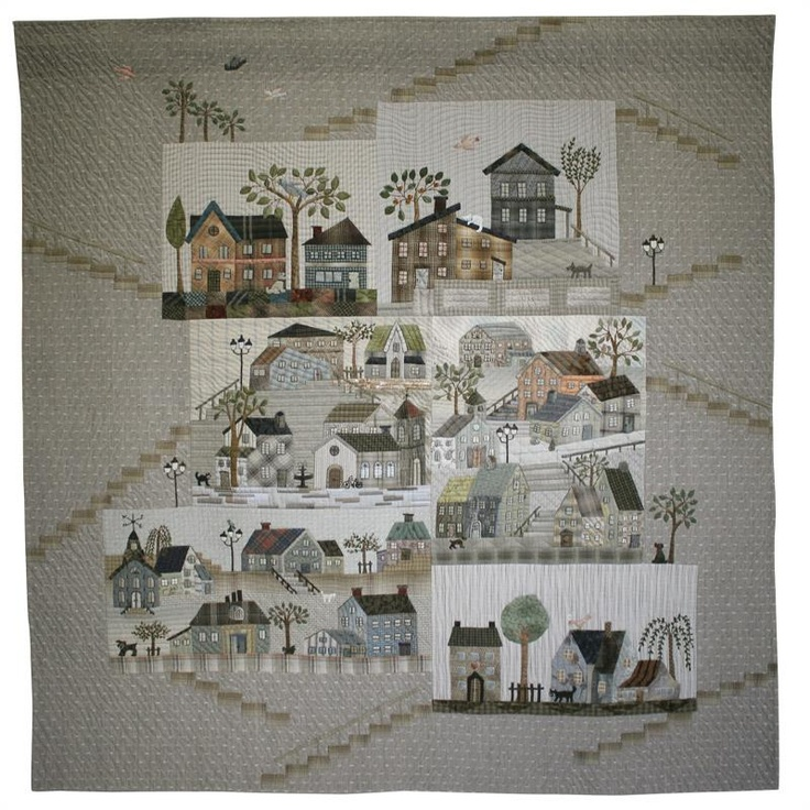 452 Best Yoko Saito Quilts & Bags Images On Pinterest