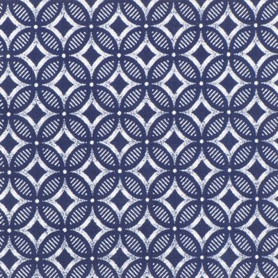 The African Fabric Shop : Shwe Shwe indigo-dyed blue print cotton fabric from…