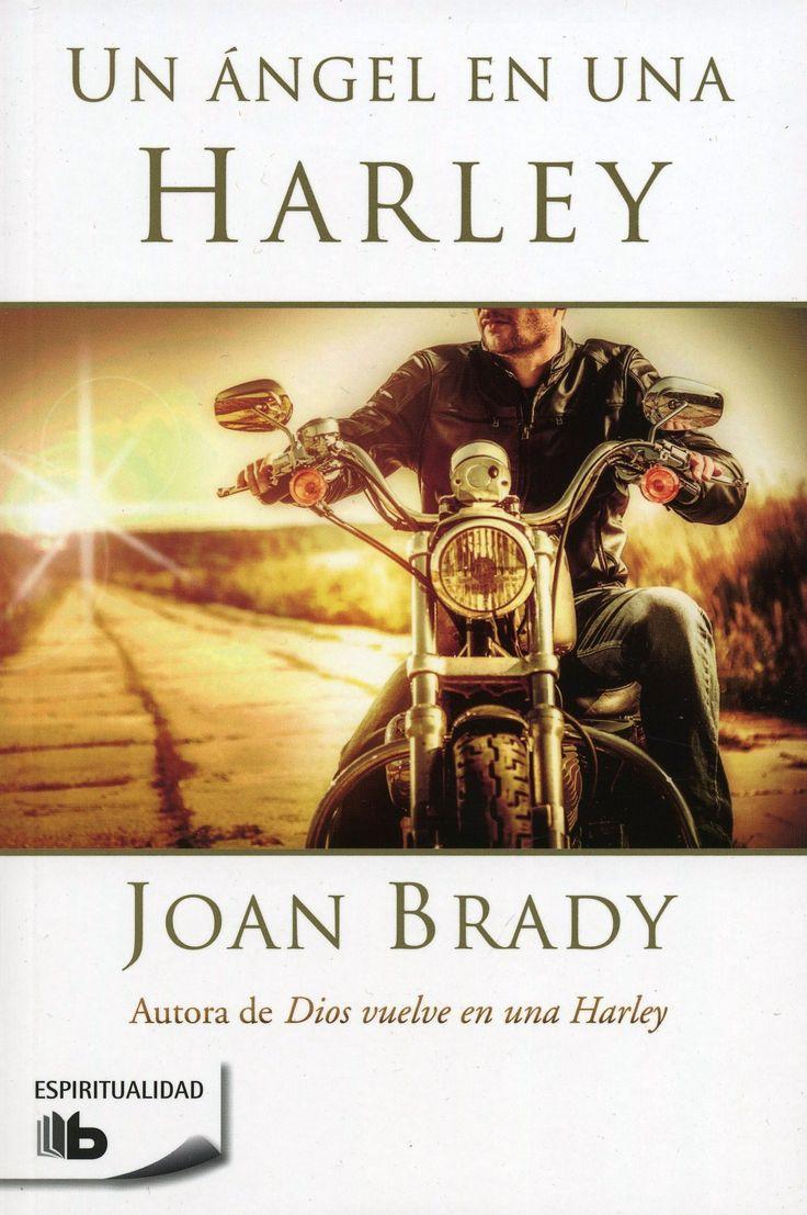 Cuando a su ahora ex marido, Jason, se le diagnostica un cáncer, Molly intenta convencerlo de que se someta a una quimioterapia. Abandona el trabajo, cambia su Honda Civic por una motocicleta Harley Davidson y se convierte en enfermera itinerante. En su camino, se enfrentará a difíciles pruebas, a un posible acosador y conocerá a un compañero muy peculiar. Pero, además, asegura ser un ángel. Joan Brady es autora de una docena de libros, incluyendo su best seller Dios vuelve en una Harley.