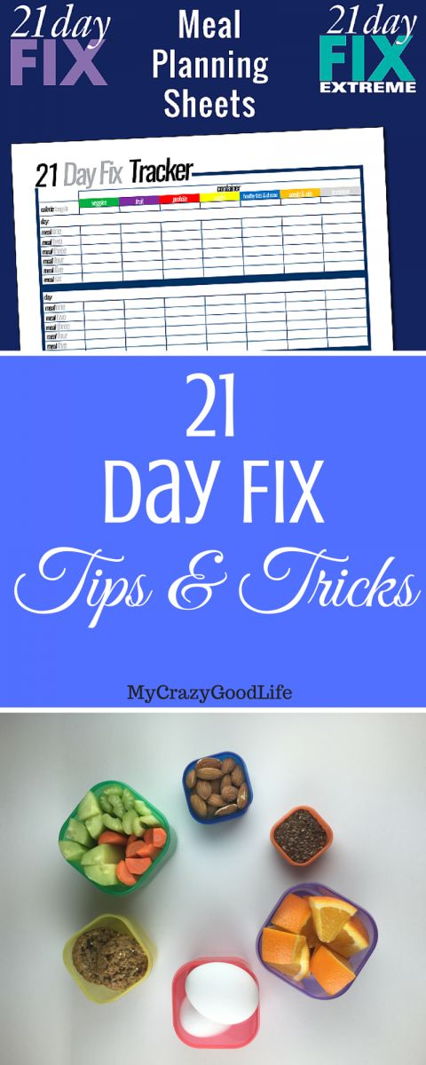 These 21 Day Fix Tips And Tricks Will Help Keep You On