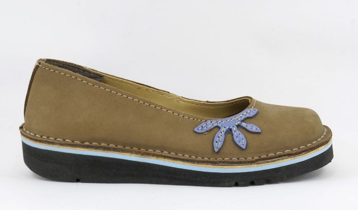 Freestyle Roberta Nubuck Handmade Leather Khaki (Sky Blue). R 799  Handcrafted in Cape Town, South Africa Code: 145101 See online shopping for sizes. Shop for Freestyle online https://www.thewhatnotshoes.co.za/ Free delivery within South Africa.