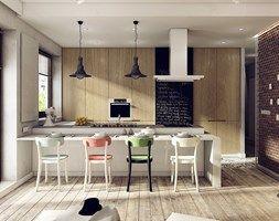 Kuchnia styl Industrialny - zdjęcie od KAEEL.GROUP   ARCHITEKCI