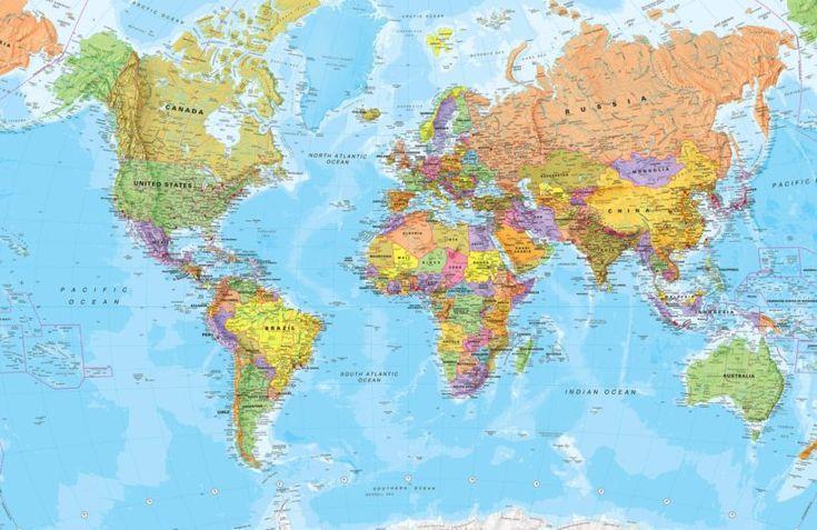 political-map-plain