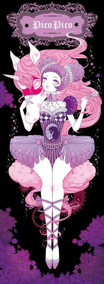 Whoa pretty in pink