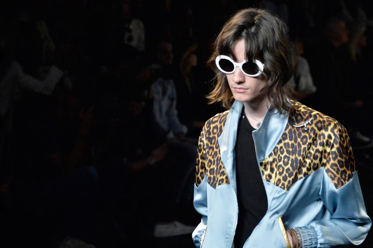Men's Fashion Is Headed for a Gender-Bending Moment Unseen Since the '70s - Bloomberg Business
