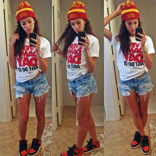 Dope Girl Outfits With Jordans Tumblr | www.pixshark.com ...