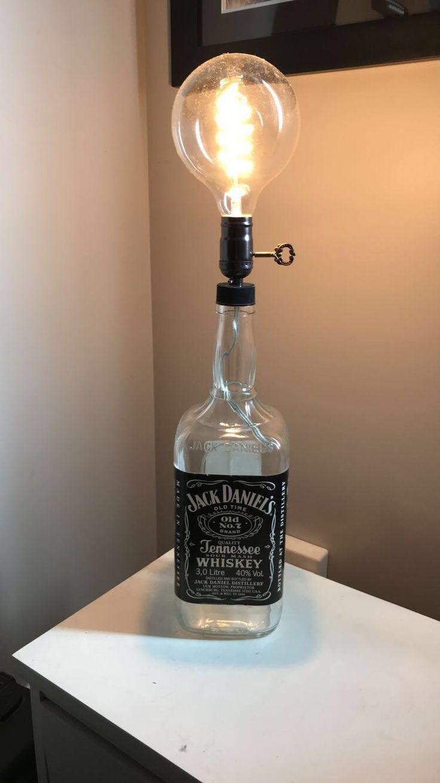 Best 25 jack daniels lamp ideas on pinterest cigar lounge decor jack daniels texas micky bottle lamp arubaitofo Choice Image