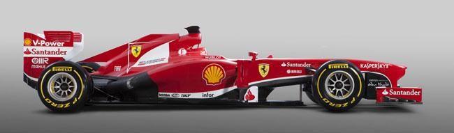 F138 Ferrari 2013 V8