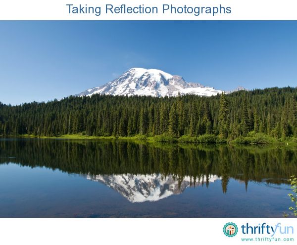 This is a guide about taking reflection photographs. Taking photos of reflections can result in some stunningly beautiful images.