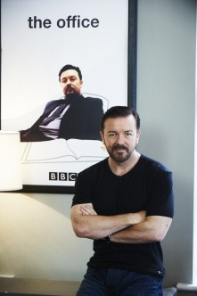 Ricky Gervais: I liked this version of The Office before the one that's on now.