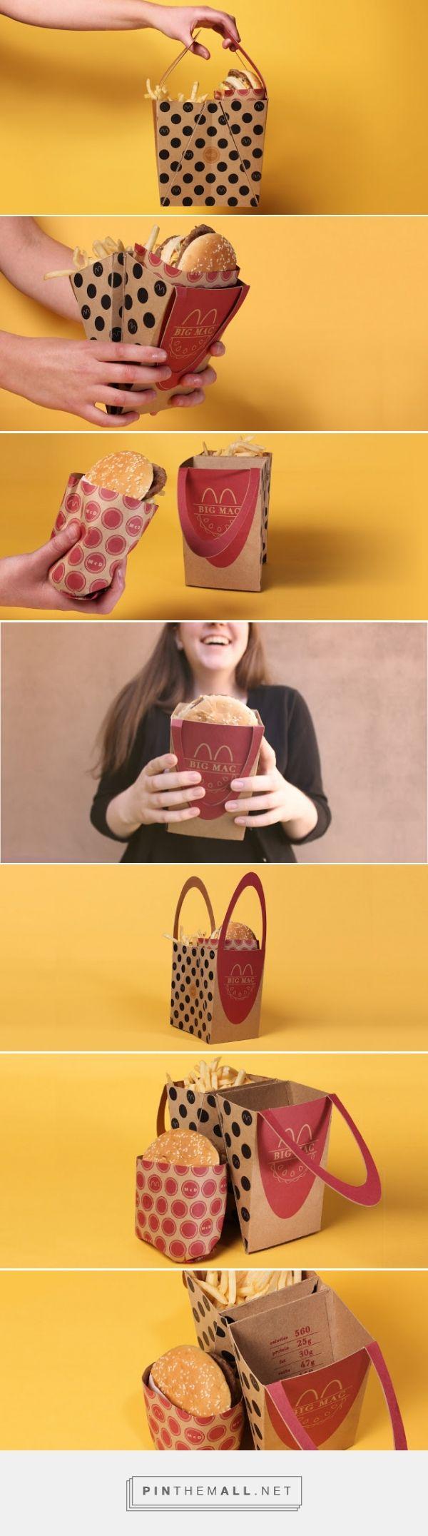 McDonald's Big Mac (Student Project)