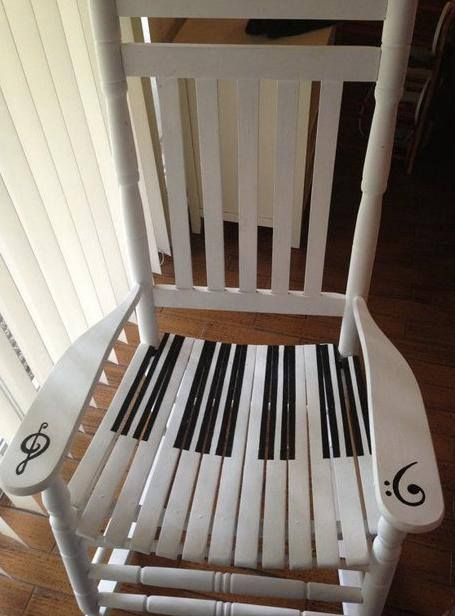 piano chair :)