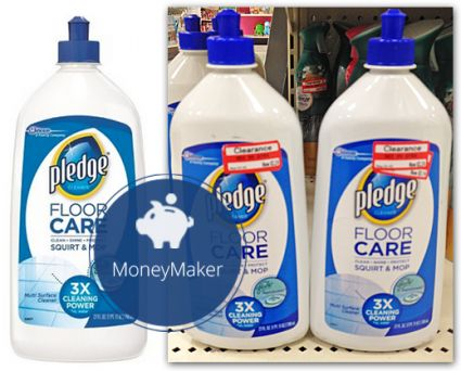 Target Clearance Alert! Possible Pledge Floor Care MONEYMAKER after Coupon and Checkout 51 Offer! - http://www.couponaholic.net/2015/01/target-clearance-alert-possible-pledge-floor-care-moneymaker-after-coupon-and-checkout-51-offer/