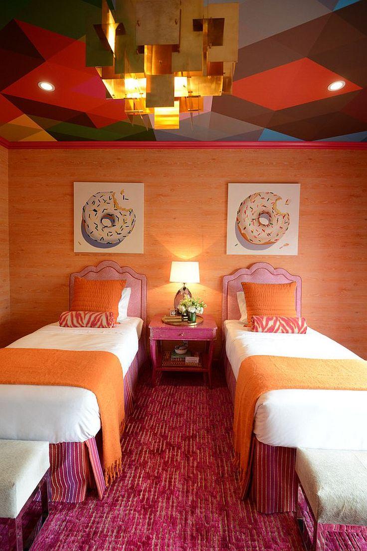 80 best color: orange home decor images on pinterest | living room