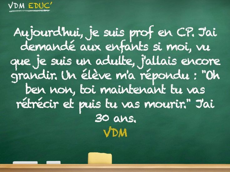 En voilà un qui a tout compris à la biologie. #vdm #vdmeduc #viedeprof