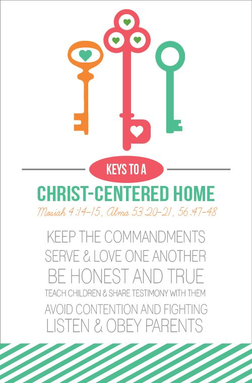 All Things Bright and Beautiful: How can I prepare to establish a Christ-centered home?