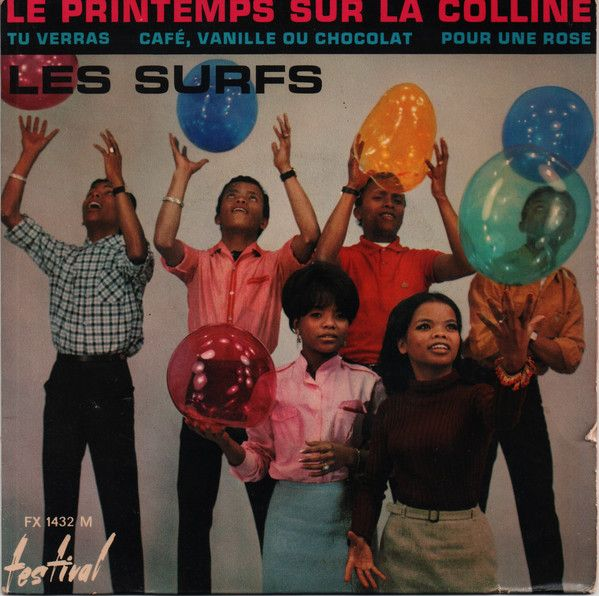 Les Surfs - Le Printemps Sur La Colline at Discogs