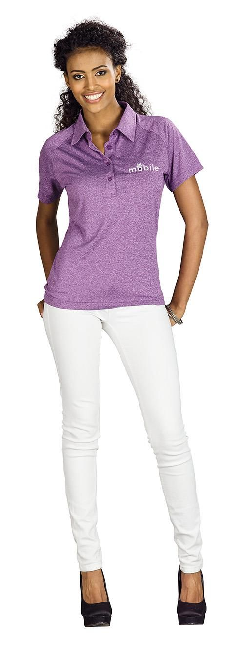 Slazenger Triumph Golf Shirt Ladies