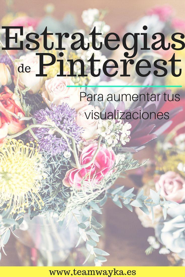 Consejos para vender más con tu estrategia de Pinterest para tu negocio
