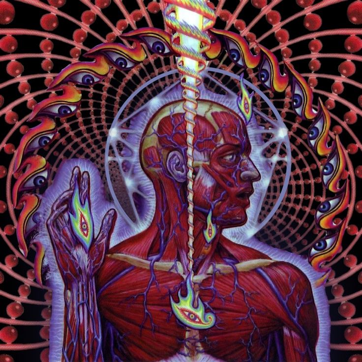 Tool - 2001 - Lateralus