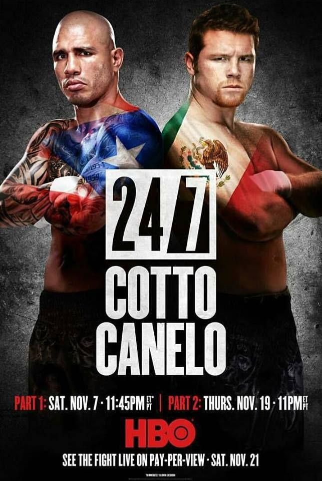 Monday November 9, 2015 –  On Saturday, Nov. 21, Miguel Cotto (40-4, 33 KOs), the reigning WBC, Ring Magazine and Lineal Middleweight World Champion and the first native of Puerto Rico to bec…