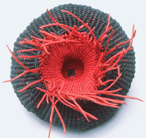 Basket Weaving Houston : Best ideas about contemporary baskets on