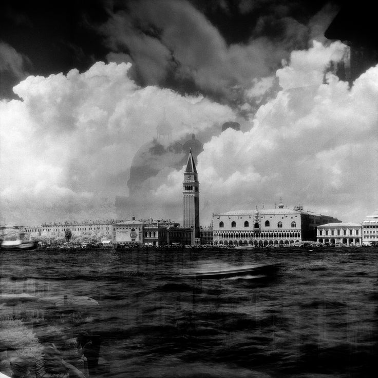 Arsen Revazov - Shadows and Clouds over San Marco