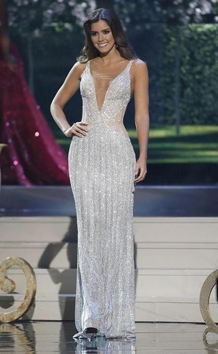 Paulina  Vega Miss Universo 5
