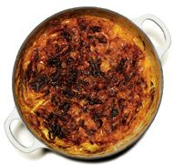 Food: Recipe Redux - 1907: Soupe à l'Oignon Gratinée - Amanda Hesser - New York Times
