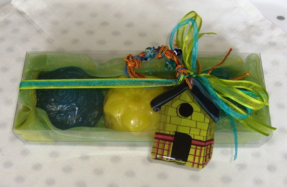 Christmas Charm For Good Luck, Luxury Christmas Soaps Gift Set, Christmas Decorative Ornament, Holiday Home Decor, Christmas Hostess Gift
