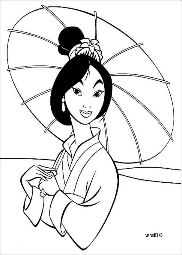 Mulan Coloring Pages Disney Princess Coloring Pages Princess Coloring Pages Disney Princess Colors