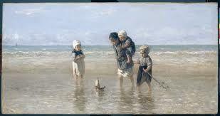 jozef israëls - kinderen der zee
