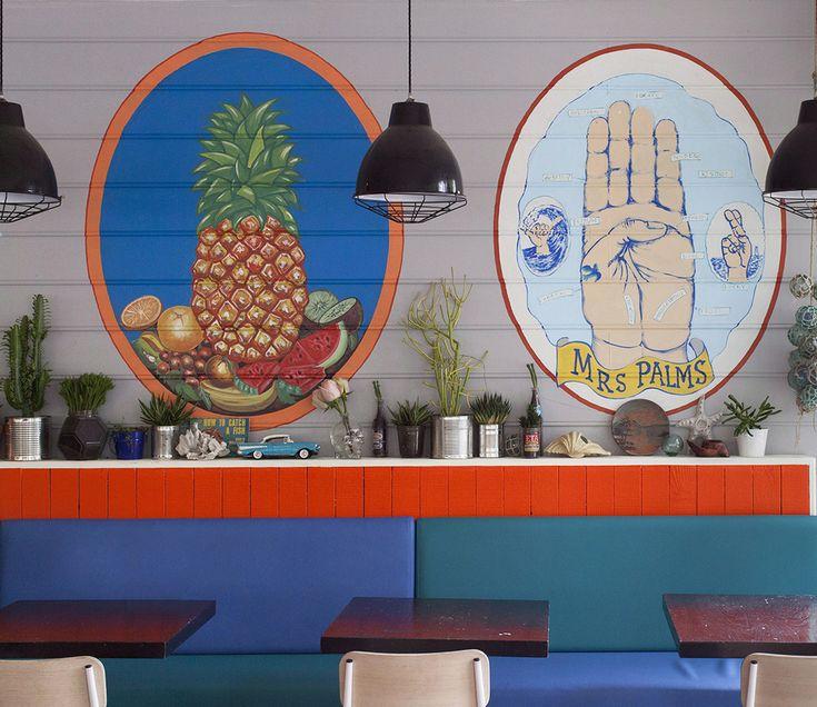 Studio –Gram and Mash bring us Cranky Fin's Holidae Inn, Australia's Newest Beach Shack