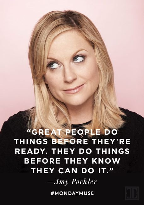 18 Reasons Amy Poehler Should Be Your Role Model | Celebrity News | Hollywood.com