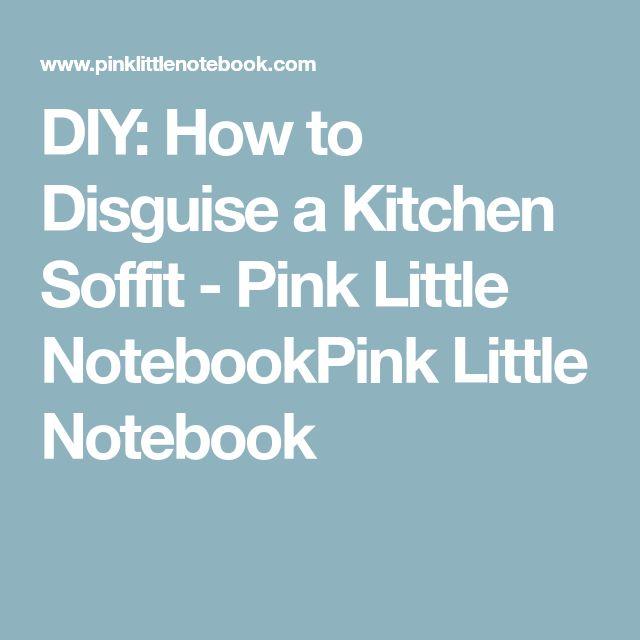 Kitchen Wood Soffit Design Modern Interior: Best 25+ Kitchen Soffit Ideas On Pinterest