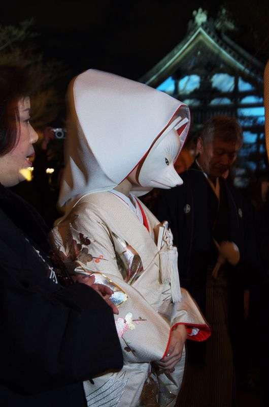 京都花灯路2012・高台寺/狐の嫁入り : 花景色-K.W.C. PhotoBlog