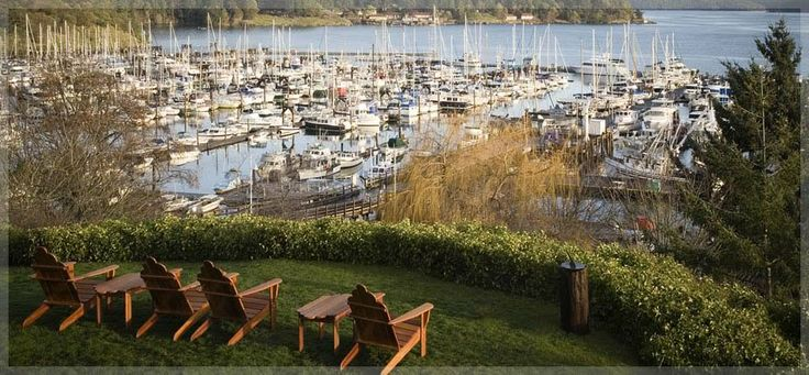 Friday Harbor Lodging, San Juan Island Hotel near Seattle and Vancouver Washington