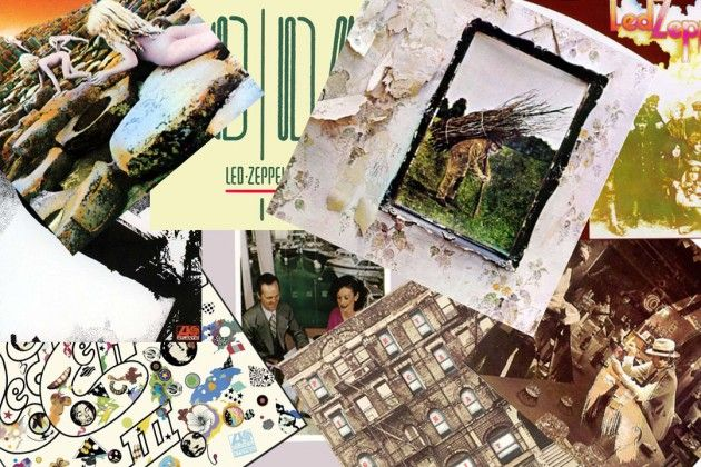 Led Zeppelin Albums, Ranked Worst to Best