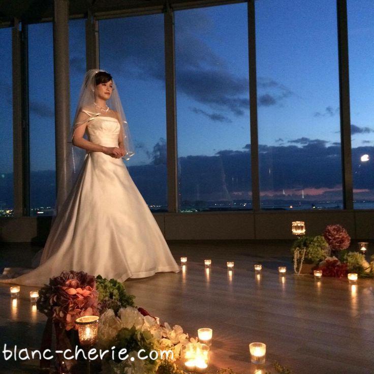 アフター5から始めるNight wedding photo
