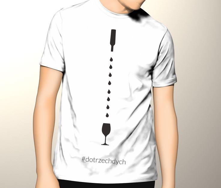 t-shirt for wine blogger