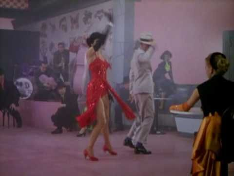 Michael Jackson/Fred Astaire/Cyd Charisse: The Master & His Teacher - YouTube