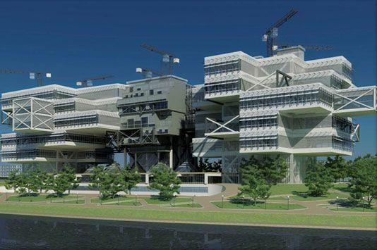 промышленная архитектура - Поиск в Google