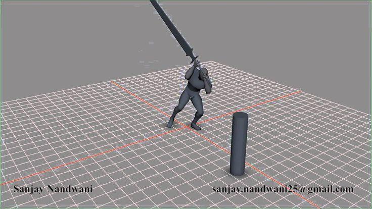 Heavy Sword Swing Final