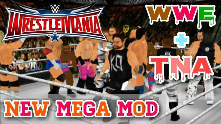WWE 2K19 PSP Mod For Android Download (137 MB) - TechKnow