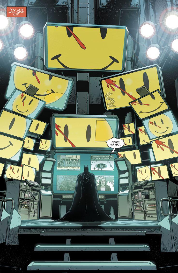 Batman (2016) Issue #21 - Read Batman (2016) Issue #21 comic online in high quality